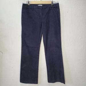 NY&CO Stretch Blue Sz:6